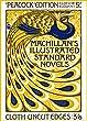 Vintage Fine Art MACMILLAN'S CLOTH CUT PEACOCK EDITIONS by ALBERT TURBAYNE 250gsm ART CARD Gloss A3 Reproduction Poster