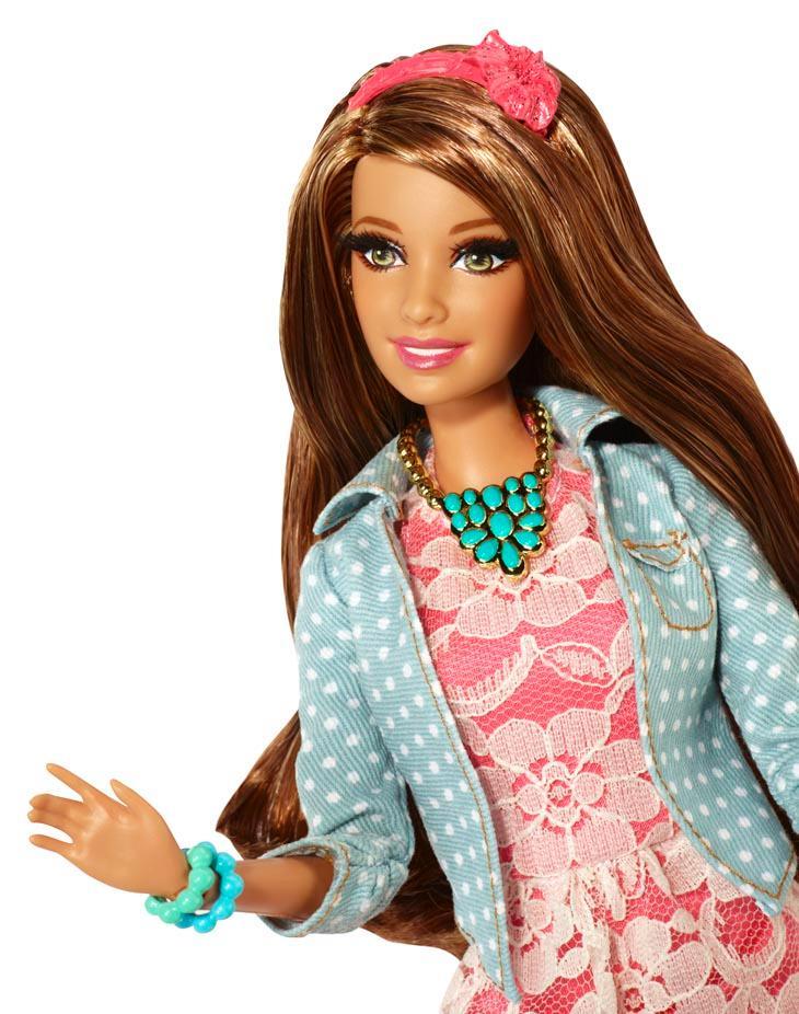 Amazon.com: Barbie Style Teresa Doll: Toys & Games