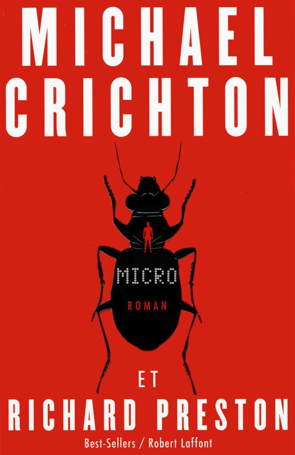 CRICHTON, Michaël - Micro