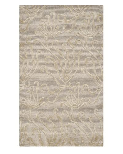 Safavieh Martha Stewart Seaflora Rug, Shell, 8' 6 x 11' 6