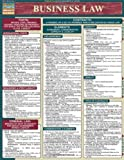img - for Business Law 2005 Update Laminate Reference Chart (Quickstudy: Business) book / textbook / text book