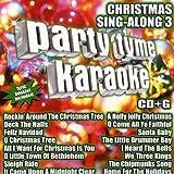 Party Tyme Karaoke - Christmas Sing-Along 3 (16-song CD+G)