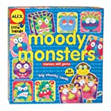 61RIX2ilGBL. SL160  Alex Toys Moody Monsters Memory Game, Alex Little Hands Series
