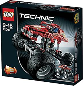 Pin lego technic monster truck front view on pinterest