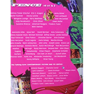 fence  magazine