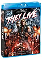 They Live Collectors Edition Blu-ray from Shout! Factory
