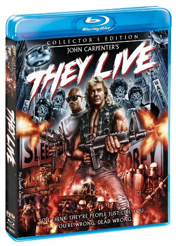 They Live (Collector's Edition) [BluRay] [Blu-ray]