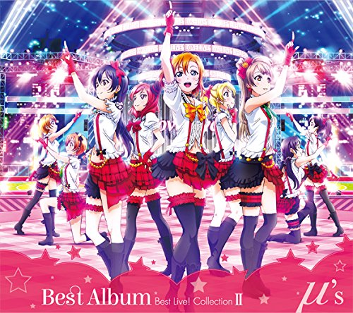 μ's Best Album Best Live! Collection II (通常盤)