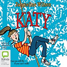 Katy Audiobook by Jacqueline Wilson Narrated by Madeleine Leslay