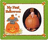 My First Halloween Photo Magnet Frame