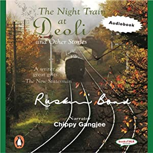 Night Train at Deoli Audiobook