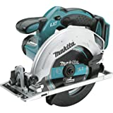 Makita XSS02Z-R 18V Cordless LXT Lithium-Ion 6-1/2 in. Circular Saw (Bare Tool) (Renewed)