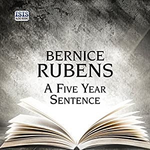 A Five Year Sentence Audiobook