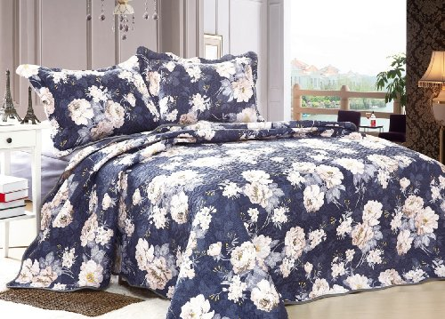 Shabby Chic Coverlet back-991489