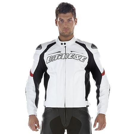 Dainese racing 1533619 g. pelle veste en cuir