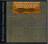 echange, troc Paul Clayton - Dulcimer Songs & Solos