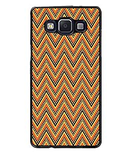 PrintDhaba Pattern D-5207 Back Case Cover for SAMSUNG GALAXY E5 (Multi-Coloured)