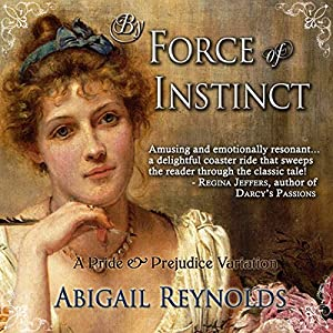 By Force of Instinct Audiobook