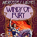Winds of Fury: The Mage Winds, Book 3 Audiobook by Mercedes Lackey Narrated by Karen White