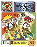 img - for Phonics Comics: The Smart Boys (Phonics Comics (Numbered No Level)) by Brent Sudduth (2005-07-01) book / textbook / text book