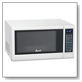 Avanti - 1.2 CF Electronic Microwave with Touch Pad MO1250TW