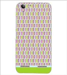 Printdhaba Mobile Pattern D-1490 Back Case Cover For Lenovo Vibe K5