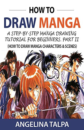 Anime Characters Speaking English : How to draw manga a step by drawing tutorial