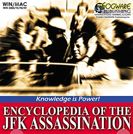 Encyclopedia of the JFK Assassination (Jewel Case)