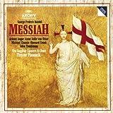 Georg Friedrich Haendel : Le Messie, Trevor Pinnock, The English Concert and Choir