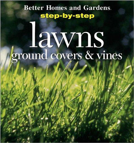Lawns, Ground Covers & Vines, JANET H. SANCHEZ