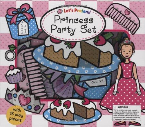 Let'S Pretend Princess Party Set front-942358