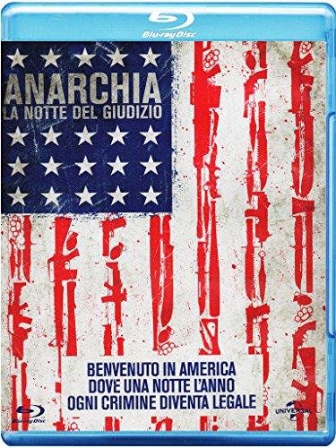 Anarchia - La notte del giudizio [Blu-ray] [IT Import]