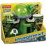 Fisher-Price Imaginext DC Super Friends Green Lantern Planet OA