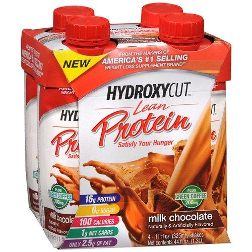 Hydroxycut Lean protéines g 16 Shakes, chocolat