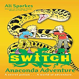 Anaconda Adventure Audiobook