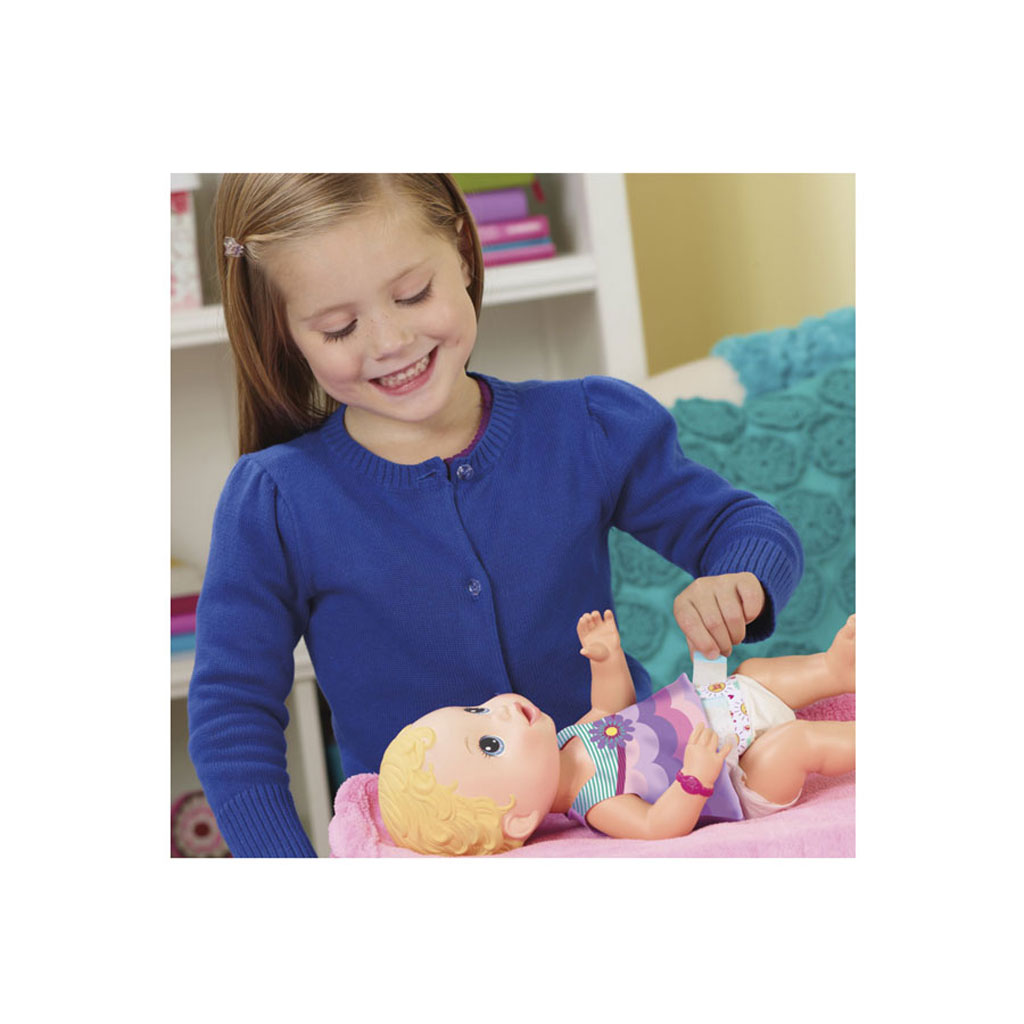 Baby Alive Bitsy Burpsy Baby Doll On Popscreen