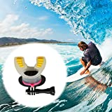 Alcoa Prime In Stock! Mouth Mount Set With Floaty Block Rope For GoPro Hero 4/3+/3/2/1 Accessories Wholesale