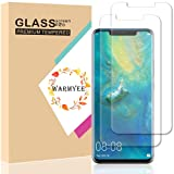 Screen Protector for Huawei Mate 20 Pro,HD Clear Full Screen Protection No Bubble Anti-Fingerprints 9H Tempered Glass Film for Huawei Mate 20 Pro