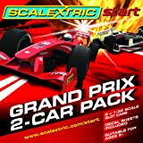 Scalextric Start C3141 Single Seater 1:32 Scale Twin Slot Car Pack