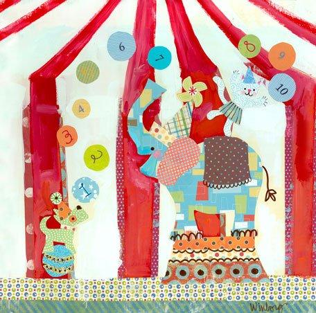 Circus Tent Art front-1066529