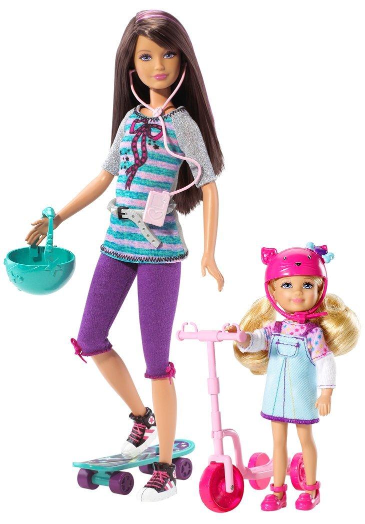 Barbie Skateboards