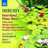 ドビュッシー:4手のためのピアノ作品集(DEBUSSY, C.: 4-Hand Piano Music)