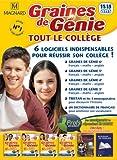 Graines de génie : Tout le college (6e, 5e, 4e, 3e)...