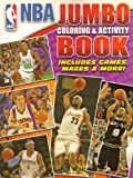 NBA Jumbo Coloring & Activity