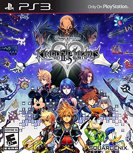 Kingdom Hearts HD 2.5 Photo