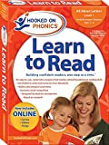 img - for Hooked on Phonics Learn to Read - Level 1: All About Letters (Early Emergent Readers | Pre-K | Ages 3-4) book / textbook / text book