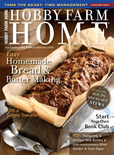 Home and Garden Magazines