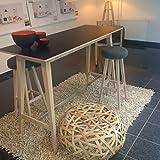 lounge-zone Design Bartisch Bistrotisch Stehtisch Hochtisch...