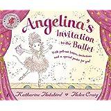Angelina Ballerina Invitation to the Ballet