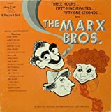 Three Hours...Fifty-Nine Minutes...Fifty-One Seconds...With The Marx Brothers